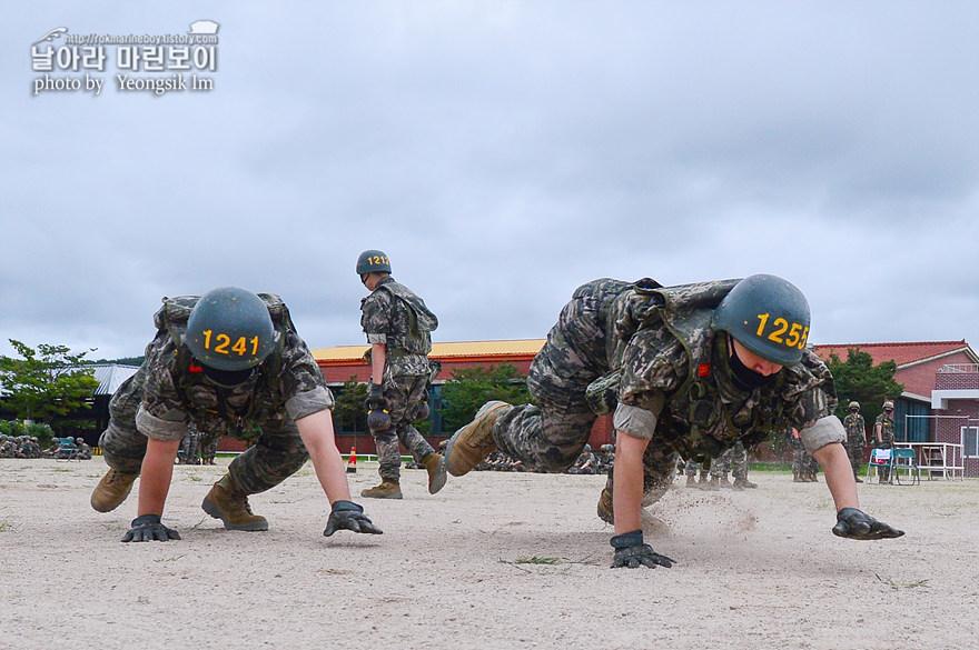 해병대 신병 1273기 1교육대 3주차 전투체력_1640.jpg