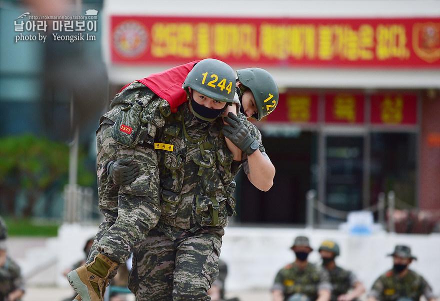 해병대 신병 1273기 1교육대 3주차 전투체력_1751.jpg
