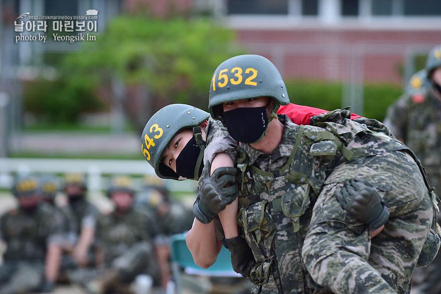 해병대 신병 1273기 1교육대 3주차 전투체력_1735.jpg
