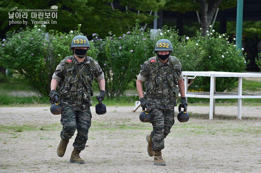 해병대 신병 1273기 1교육대 3주차 전투체력_1713.jpg