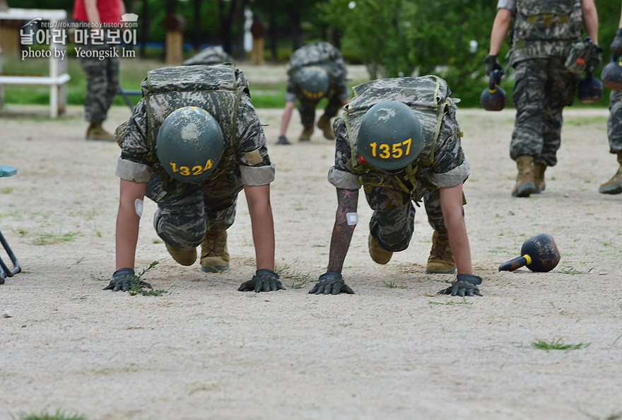 해병대 신병 1273기 1교육대 3주차 전투체력_1711.jpg