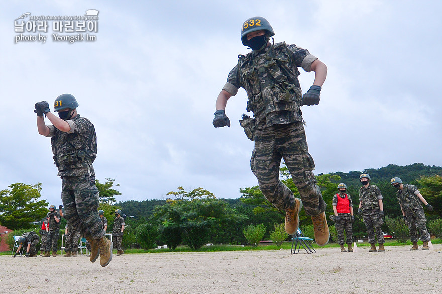 해병대 신병 1273기 1교육대 3주차 전투체력_1644.jpg