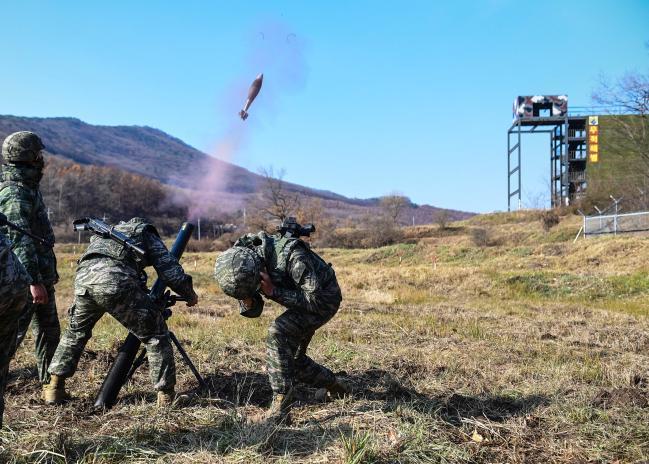 해병대2사단 공용화기 평가사격.jpg