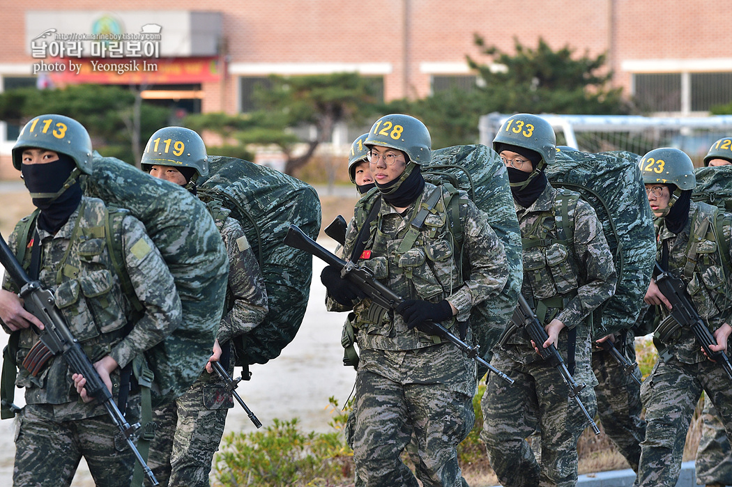 해병대 신병 1263기 1교육대 6주차 훈련모음_8734.jpg